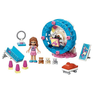 Lego Friends Parque Hamster Olivia