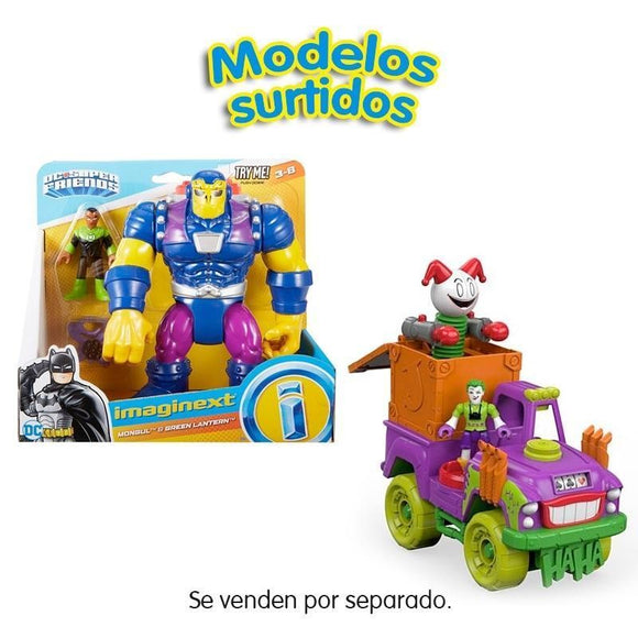 Fisher-Price Imaginext Vehículos de Batman