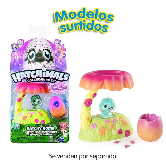 Hatchimals Colleggtibles Nido Luminoso