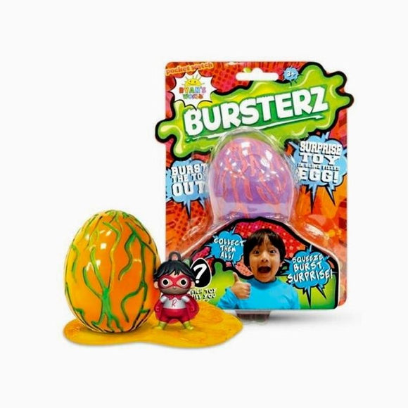 Ryan'S World Bursterz Huevos Slime Sorpresa