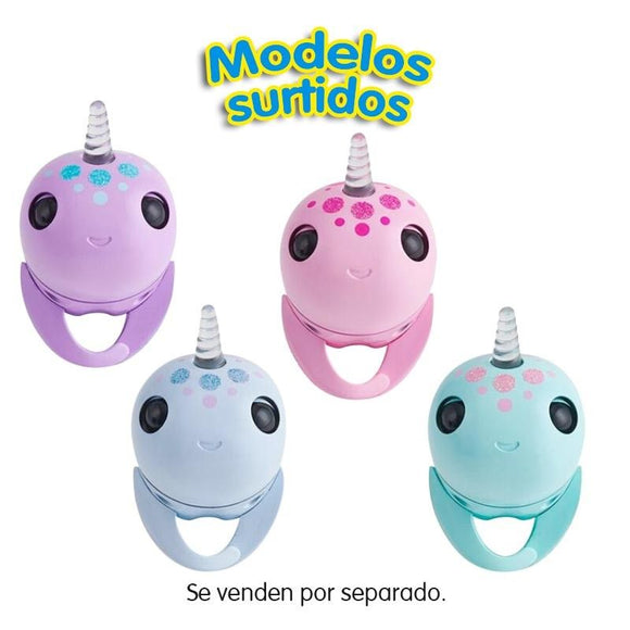 Fingerlings Narval (Colores Surtidos)