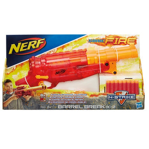Nerf Elite Sonic Fire Barrel Break