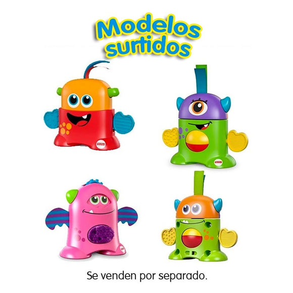 Fisher Price Mini Monster Varios Modelos
