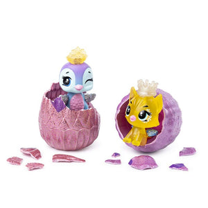 Hatchimals Colleggtibles Serie 6 Pack De 2 Con Nido