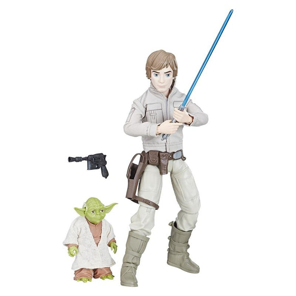 Star Wars Forces Of Destiny Pack Dos Figuras Surtidas