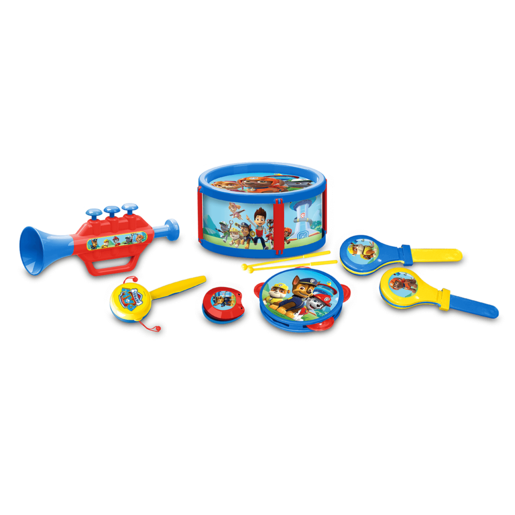 Patrulla Canina Set Musical