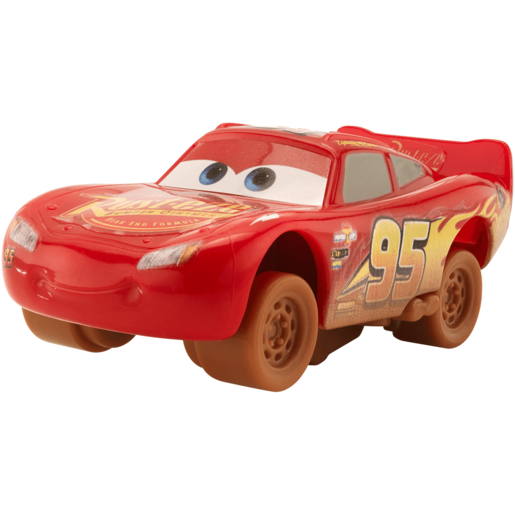Cars 3. Coches Crazy Crashers 1:55