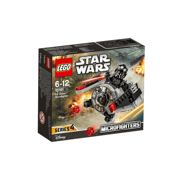 Lego Star Wars Microfighter Atacante Tie
