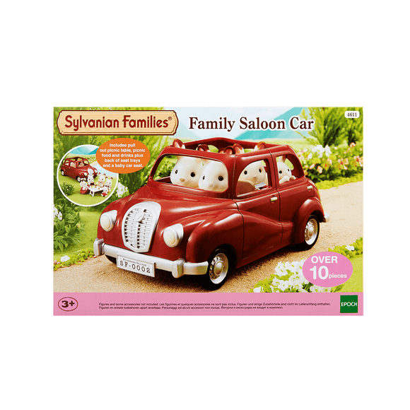 Sylvanian Coche Familiar