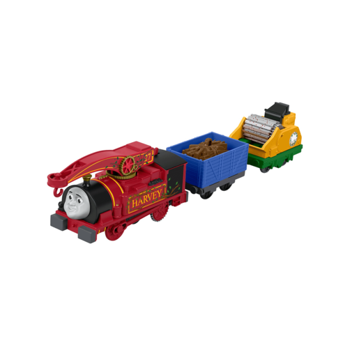 Thomas Trackmaster Helpful Harvey