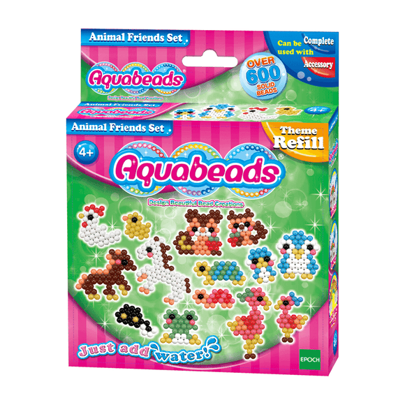 Aquabeads Animal Friends