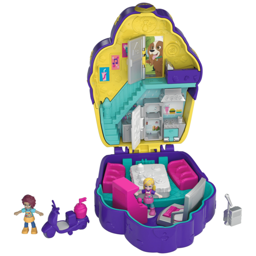 Polly Pocket Mundo De Bolsillo Cupcake