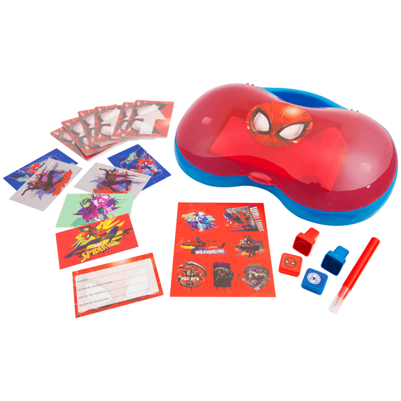 Marvel Spiderman Fábrica De Tarjetas