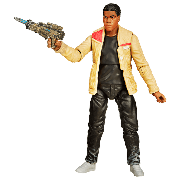 Star Wars Black Series Figura Finn 9.5 Cm