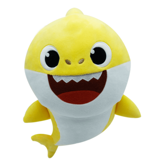 Baby Shark Talking Plush