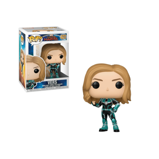 Funko Pop Marvel Capitana Marvel 2