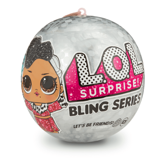 Lol Surprise Bling Series - Muñeca Sorpresa