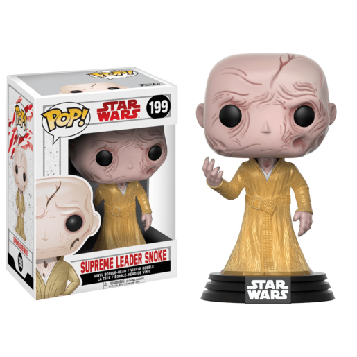 Funko Pop Star Wars Episodio Viii Lider Supremo Snoke