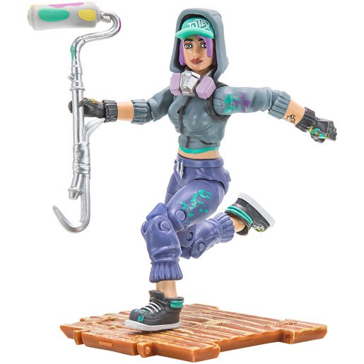 Fortnite Figura Teknique