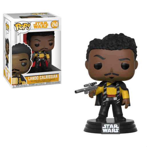 Funko Pop Star Wars Lando Calrissian