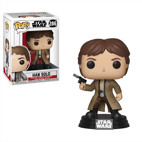 Funko Pop Star Wars Episodio Vi Han Solo En Endor