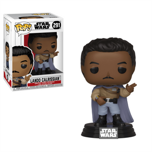 Funko Pop Star Wars Episodio Vi General Lando Calrissian