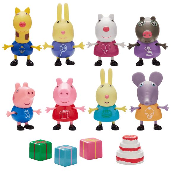 Peppa Pig & Friends Party Pack
