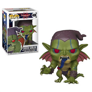 Funko Pop Marvel Spider-Man Into The Spiderverse - Green Goblin