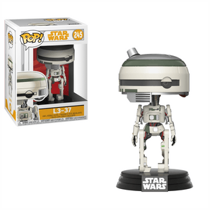 Funko Pop Star Wars Robot L3-37