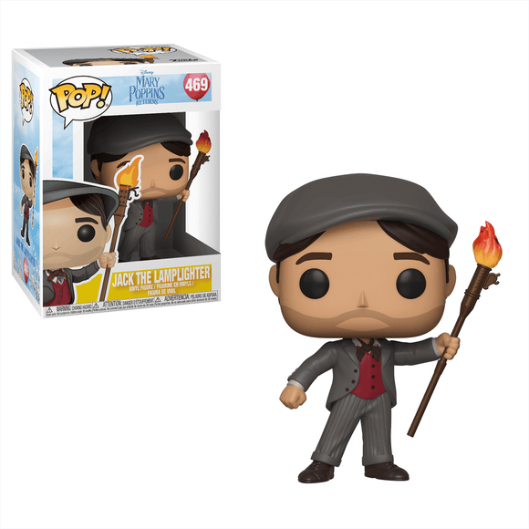 Funko Pop Disney Mary Poppins Pop Jack El Farolero
