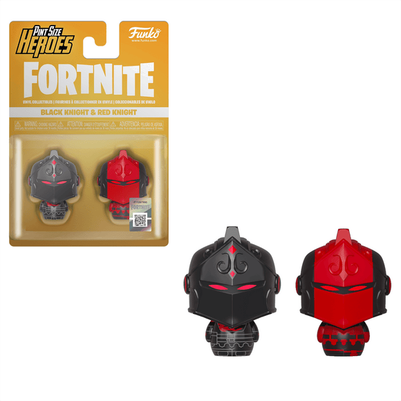 Funko Pop Fortnite Pack 2 Figuras Black Nigth Y Red Night