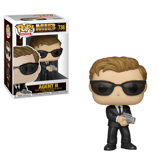 Funko Pop Men In Black International Agent H