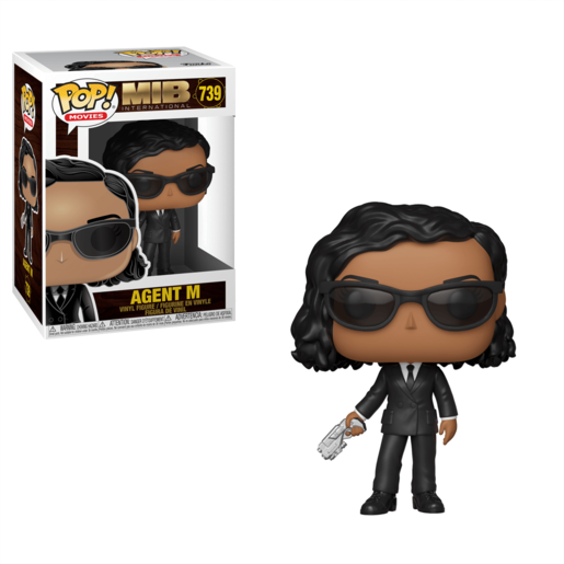 Funko Pop Men In Black International Agent M
