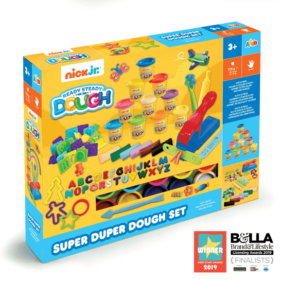 Ready Steady Dough Gran Pack De Plastilina
