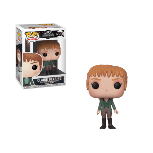 Funko Pop Movies: Jurassic World - Claire Dearing