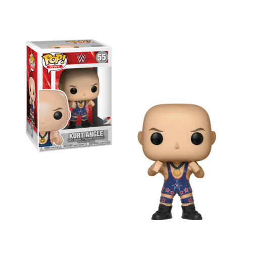 Funko Pop Wwe Kurt Angle