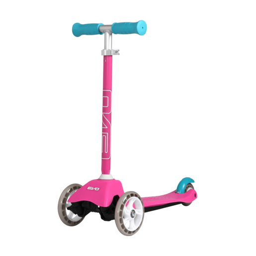 Scooter Evo 3 Mini Cruiser Rosa