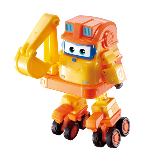 Super Wings Vehículo Transformable Scoop