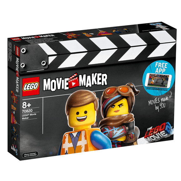 Lego Movie Set De Rodaje