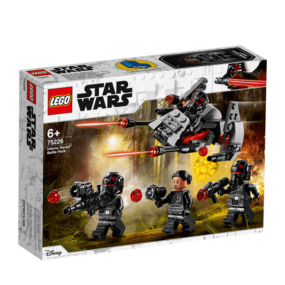 Lego Star Wars Pack Combate Escuadrón Infernal