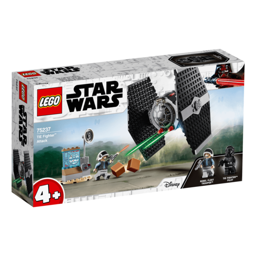 Lego Star Wars Ataque Del Caza Tie Fighter