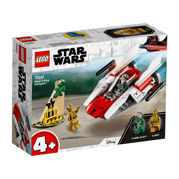 Lego Star Wars Rebel A-Wing Starfighter