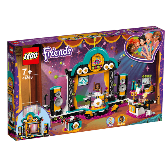 Lego Friends Espectaculo Talentos Andrea