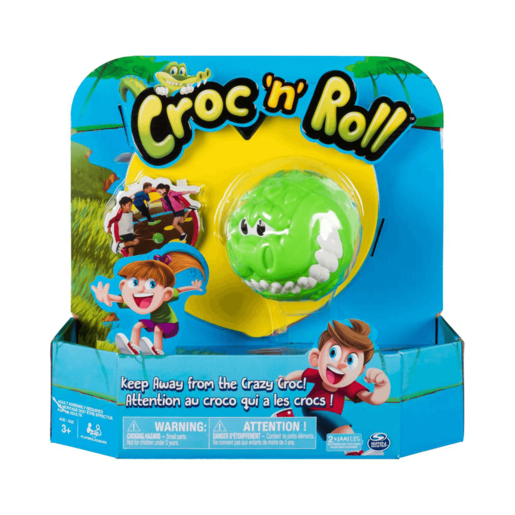 Juego Croc And Roll