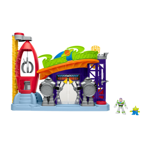 Toy Story Imaginext Pizza Planet