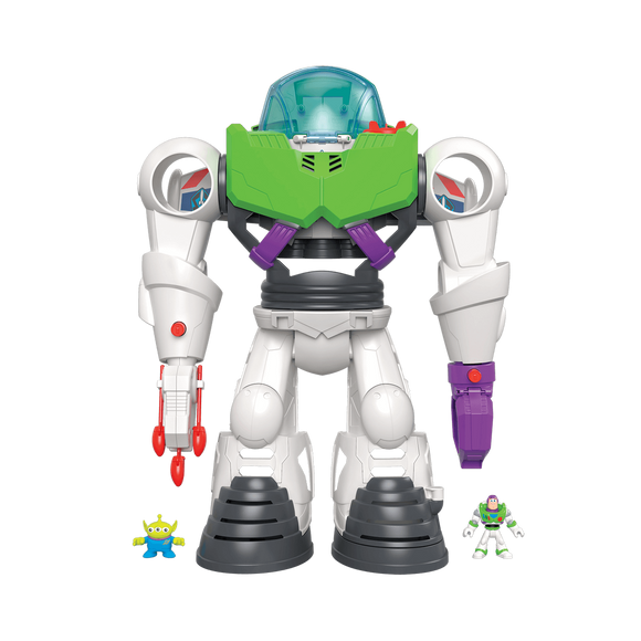 Fisher-Price Imaginext Disney Pixar Toy Story 4 Buzz Lightyear Robot