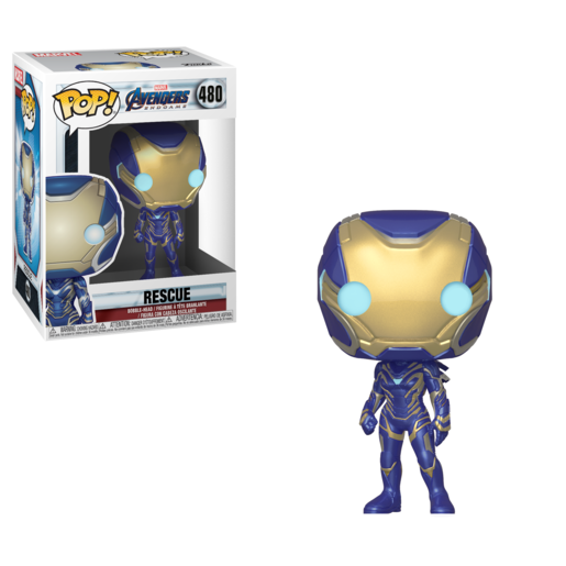 Funko Pop Marvel Vengadores Endgame Rescue