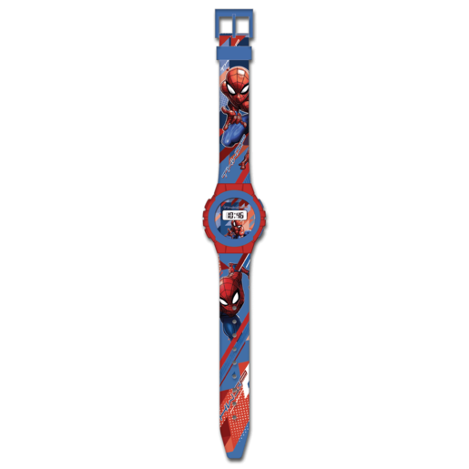 Marvel Spider-Man Reloj Digital
