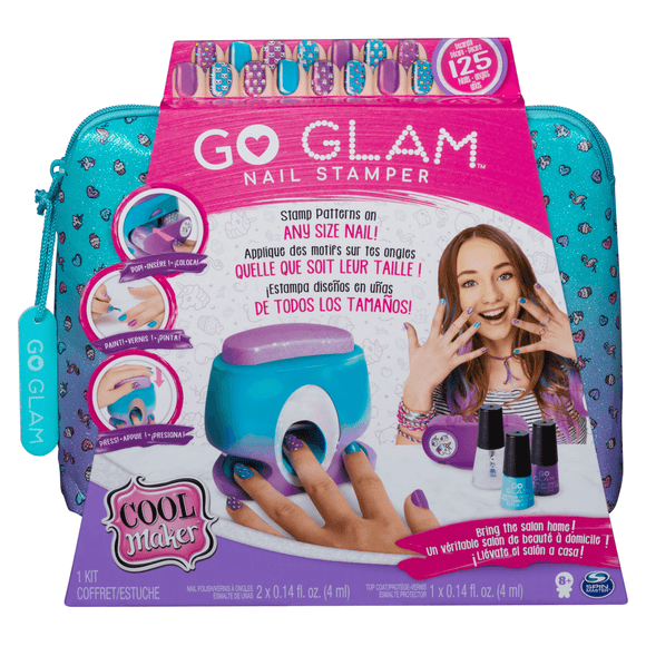 Cool Maker Go Glam Estampador De Uñas