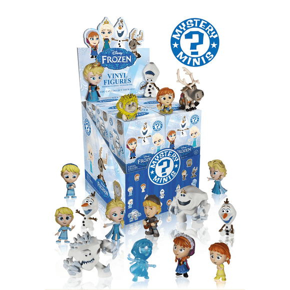 Funko Pop Disney Frozen Mini Surtidos